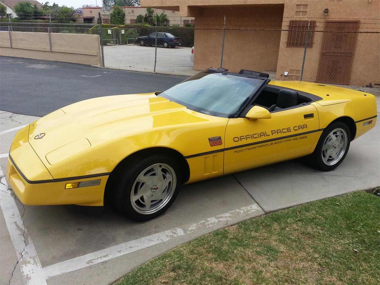 Large Picture of 1986 Chevrolet Corvette Offered by a Private Seller - IS7K