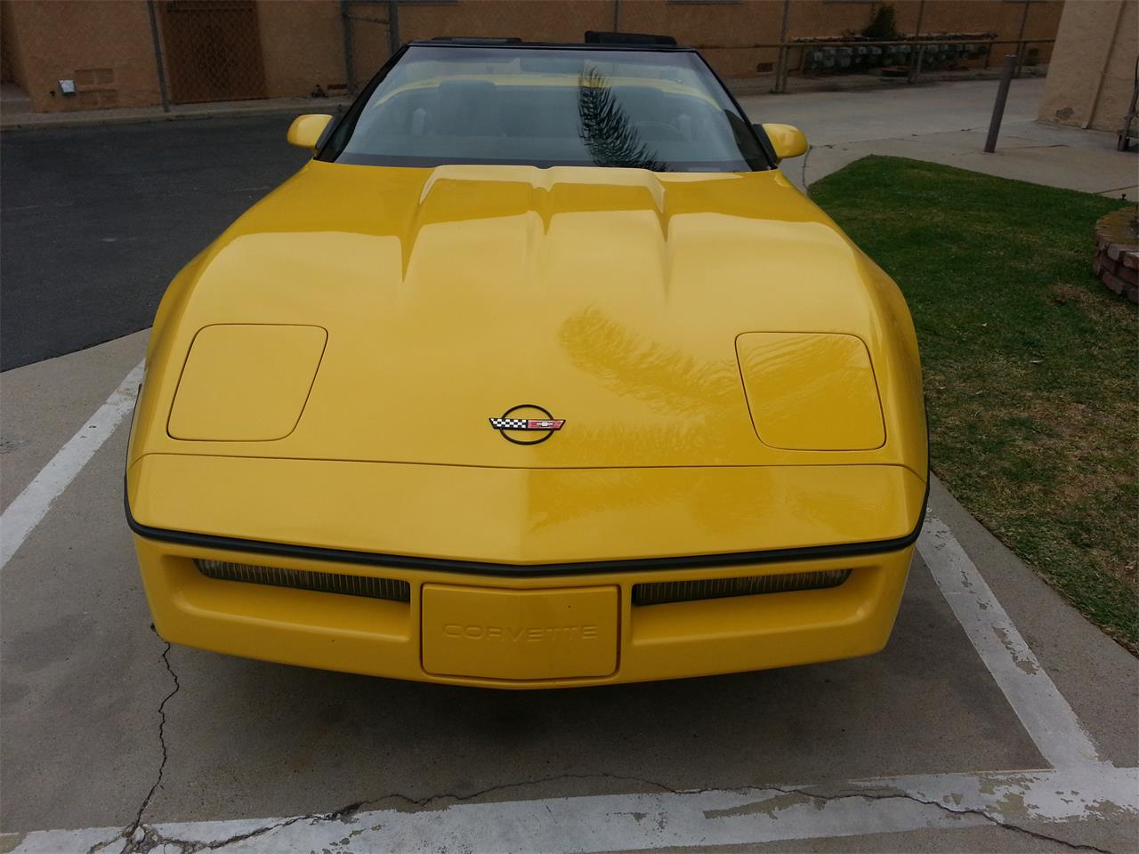 Large Picture of 1986 Corvette - IS7K
