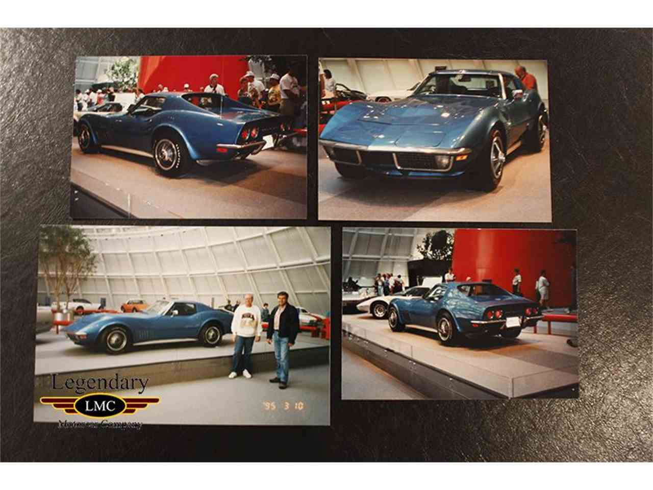 Large Picture of '71 Corvette Stingray Coupe - ISA9