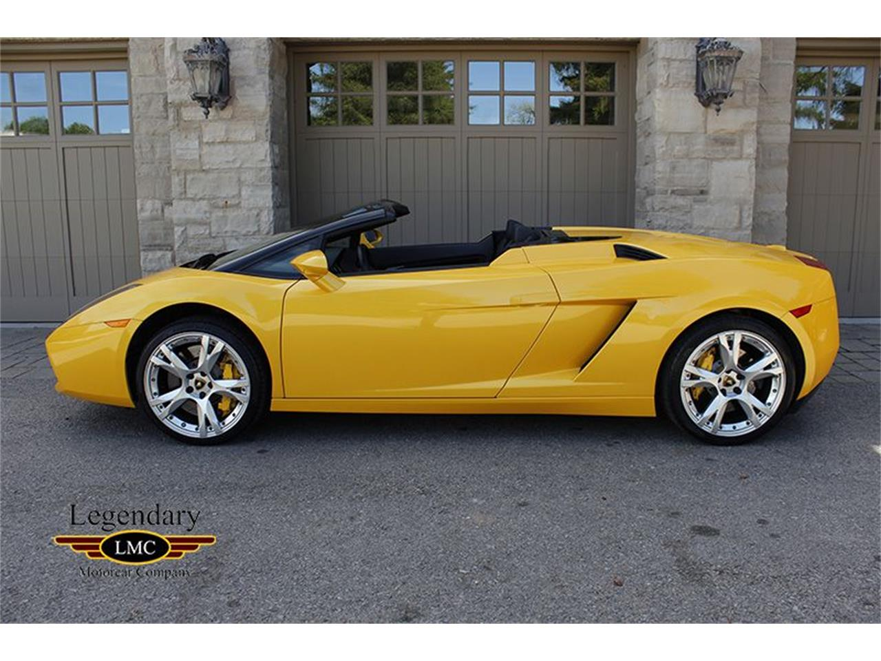 2008 Lamborghini Gallardo For Sale Classiccars Com Cc 876467