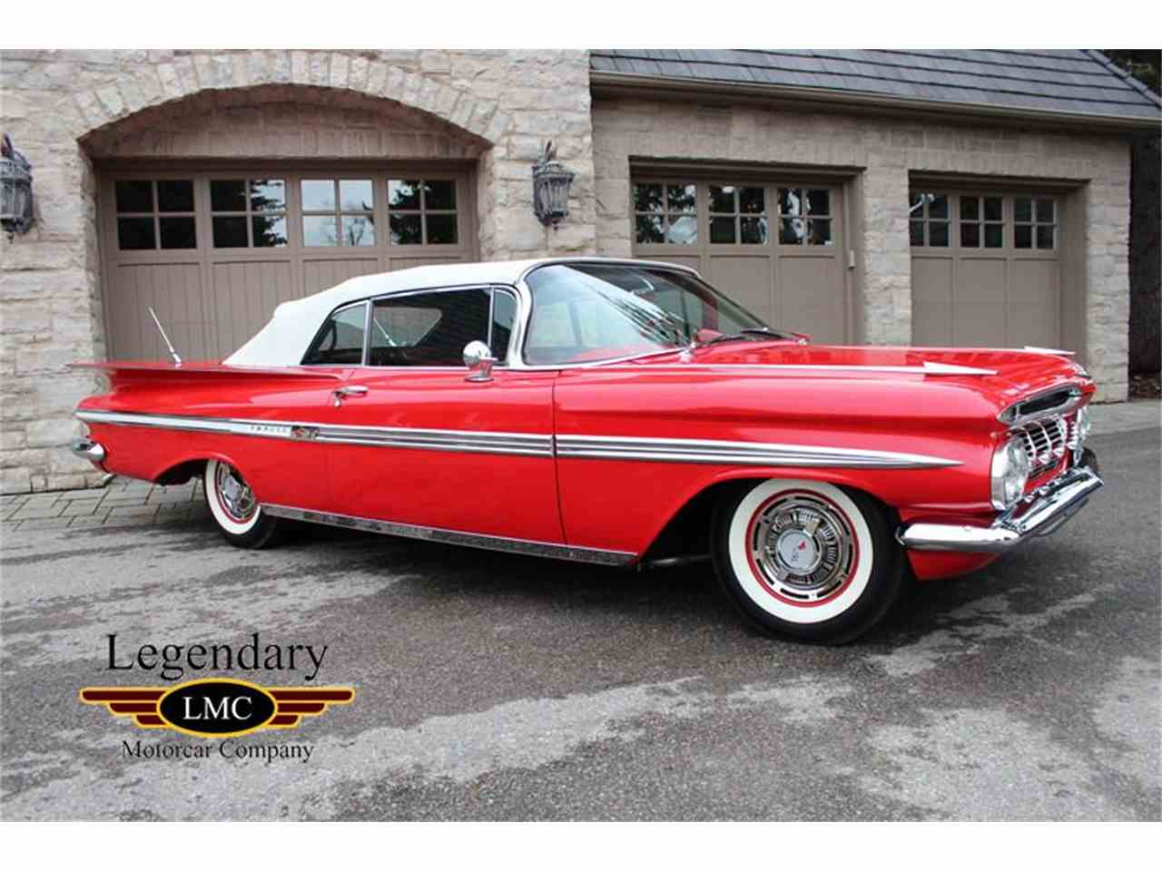 Large Picture of '59 Impala - ISAG