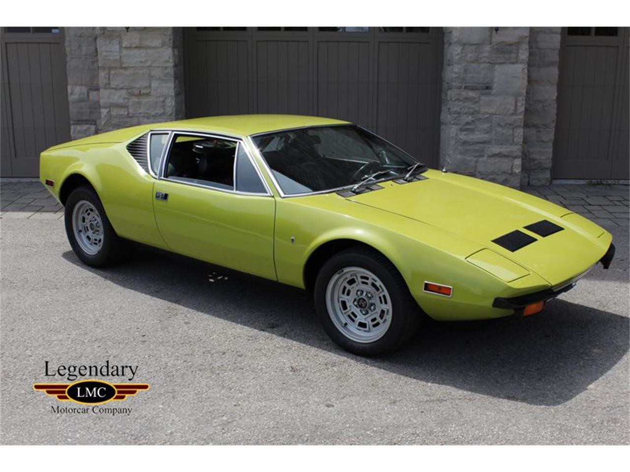 Pantera For Sale >> For Sale 1972 Detomaso Pantera In Halton Hills Ontario