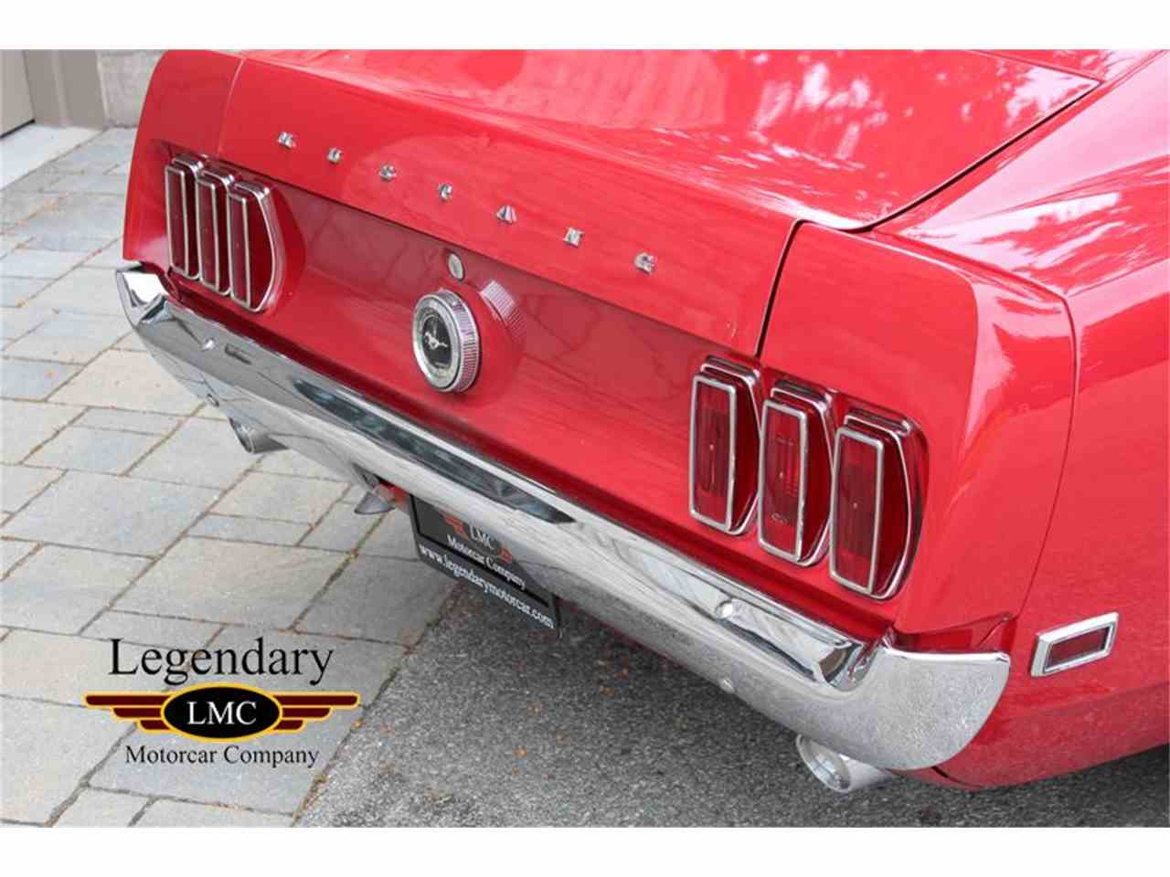 Large Picture of 1969 Ford Mustang located in Ontario - $295,000.00 - ISB1