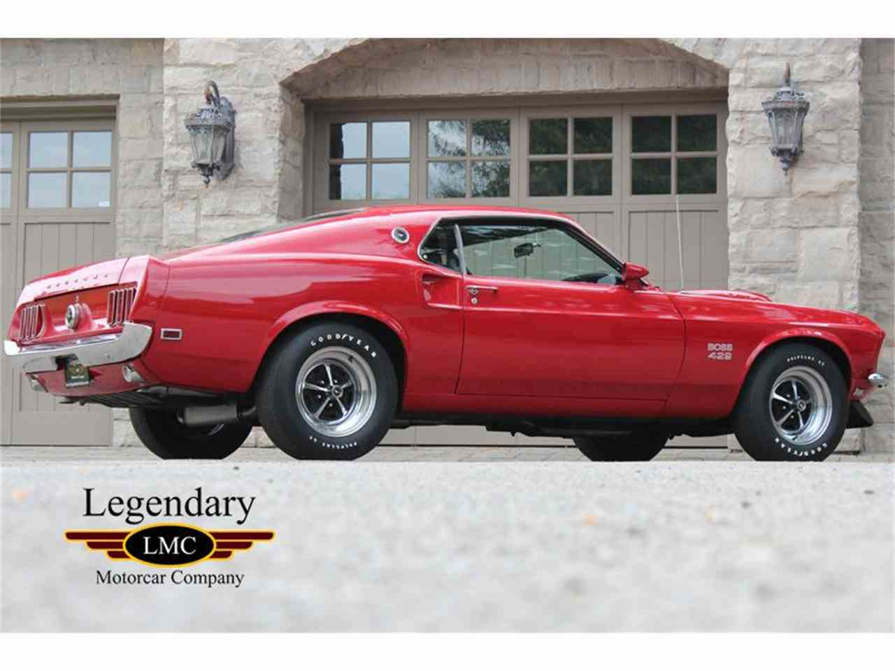 Large Picture of Classic 1969 Ford Mustang - $295,000.00 Offered by Legendary Motorcar Company - ISB1