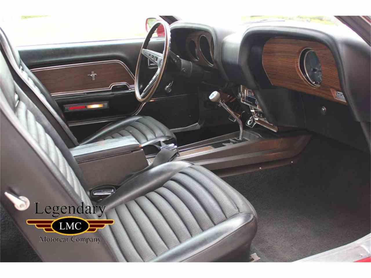 Large Picture of Classic 1969 Ford Mustang located in Halton Hills Ontario Offered by Legendary Motorcar Company - ISB1