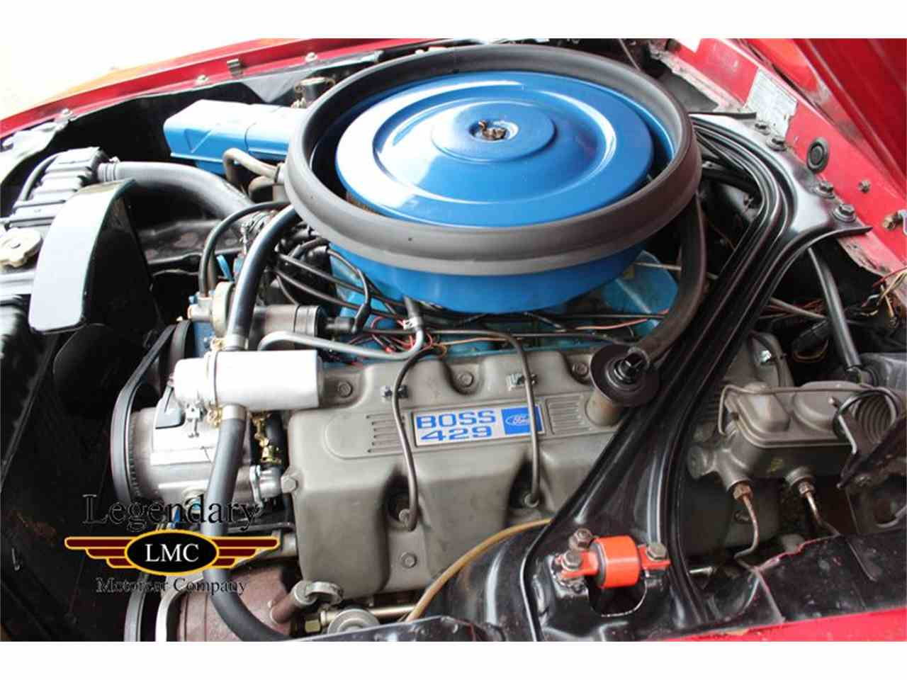 Large Picture of Classic 1969 Ford Mustang located in Halton Hills Ontario - $295,000.00 Offered by Legendary Motorcar Company - ISB1