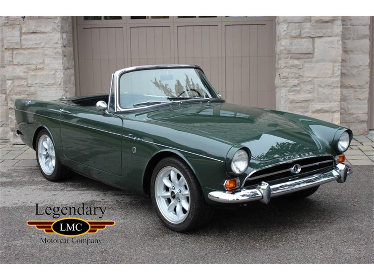 1965 sunbeam tiger for sale cc 876495. Black Bedroom Furniture Sets. Home Design Ideas