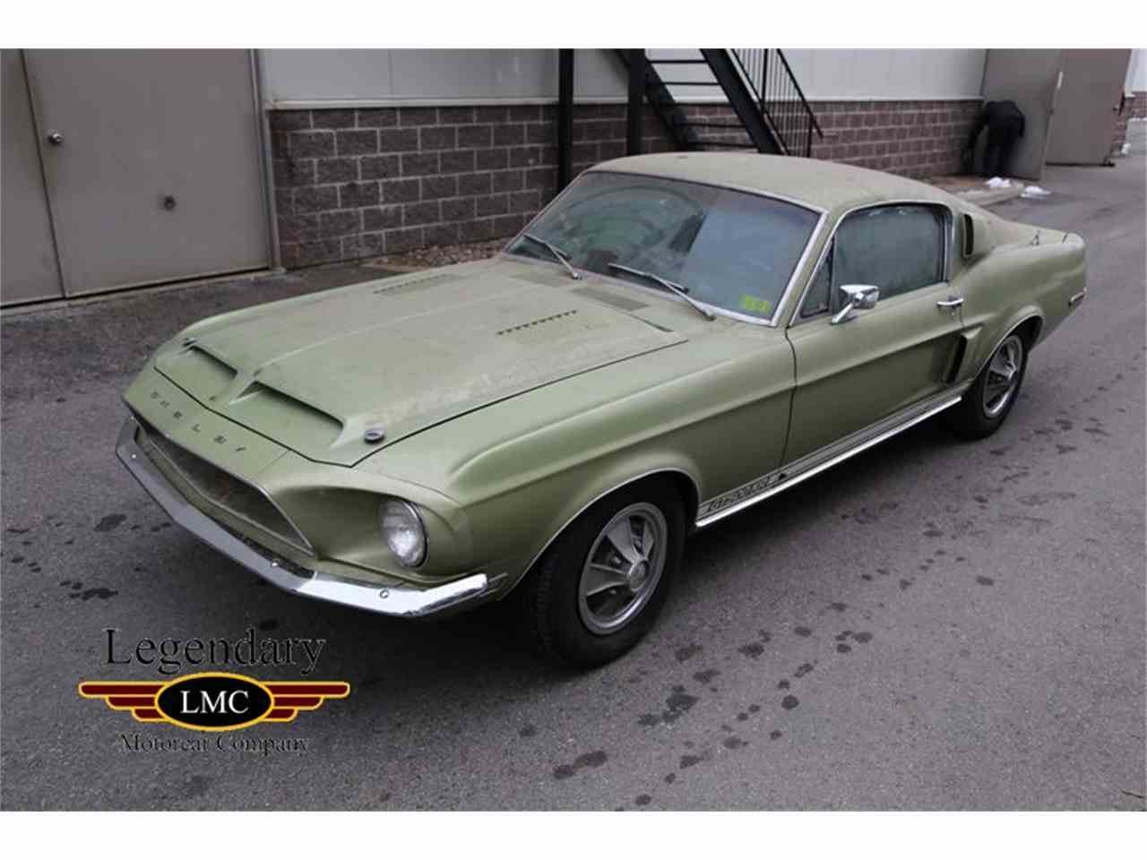 Large Picture of '68 Mustang Shelby GT500 KR Fastback - ISB6