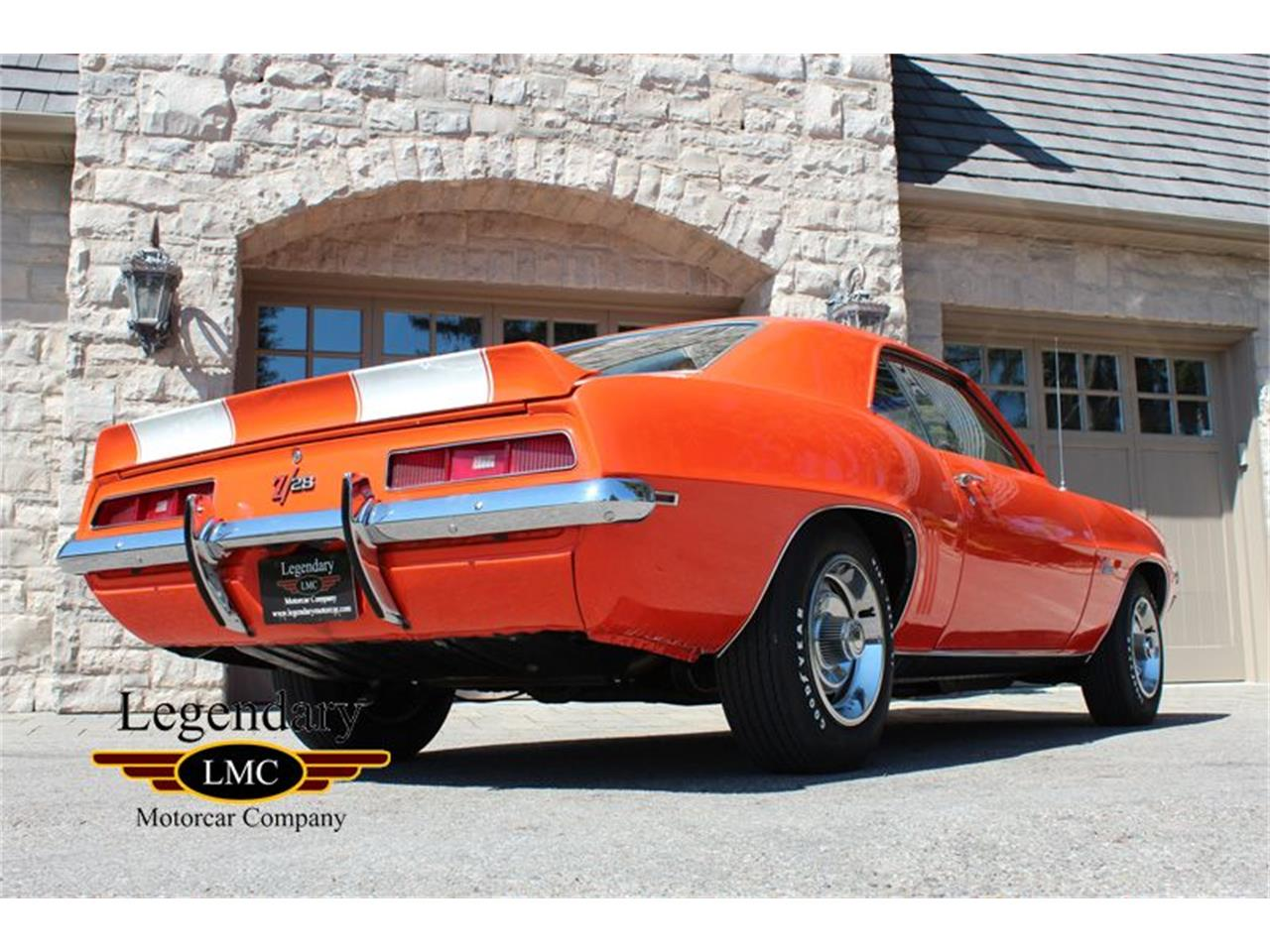 Large Picture of '69 Camaro Z28 - ISB8