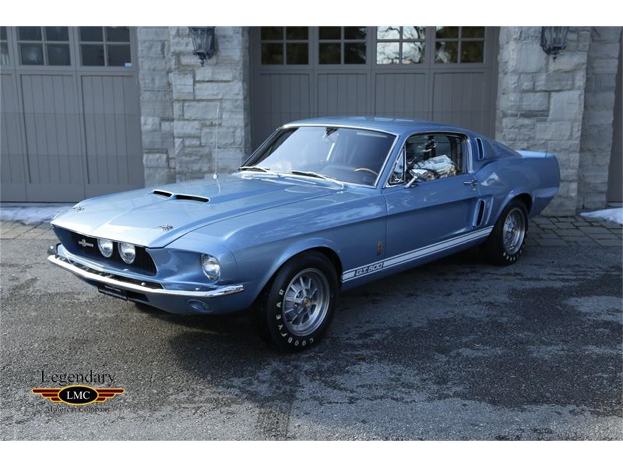 Large picture of 67 mustang shelby gt500 fastback isbb