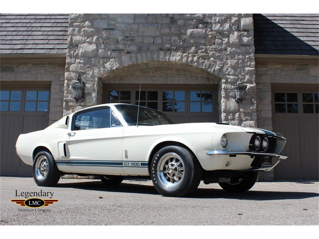 Large picture of 67 gt500 isbc