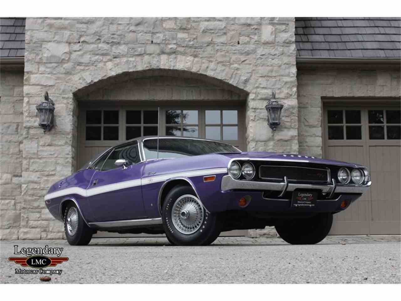 Large Picture of '70 Challenger - ISBJ