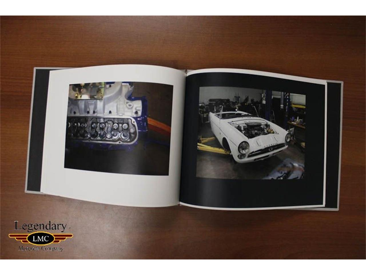 Large Picture of Classic 1965 Sunbeam Tiger Offered by Legendary Motorcar Company - ISBR