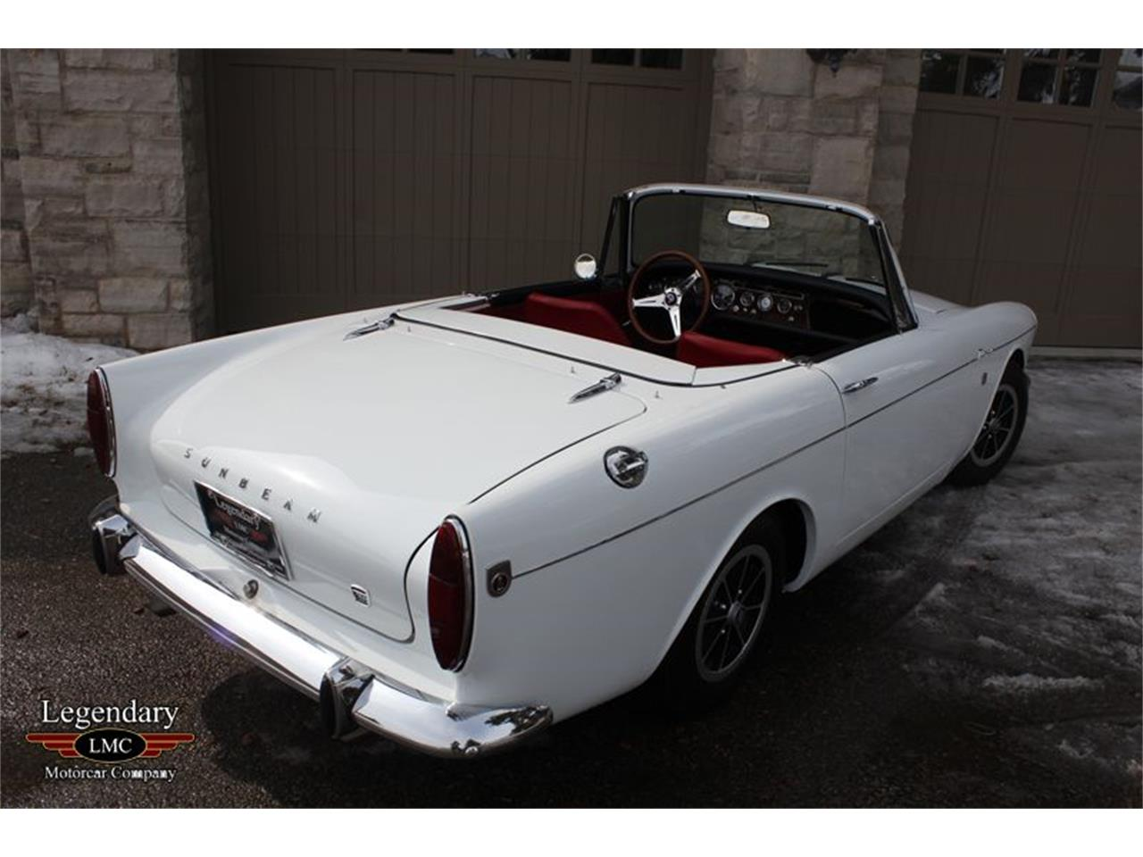 Large Picture of Classic '65 Sunbeam Tiger Offered by Legendary Motorcar Company - ISBR