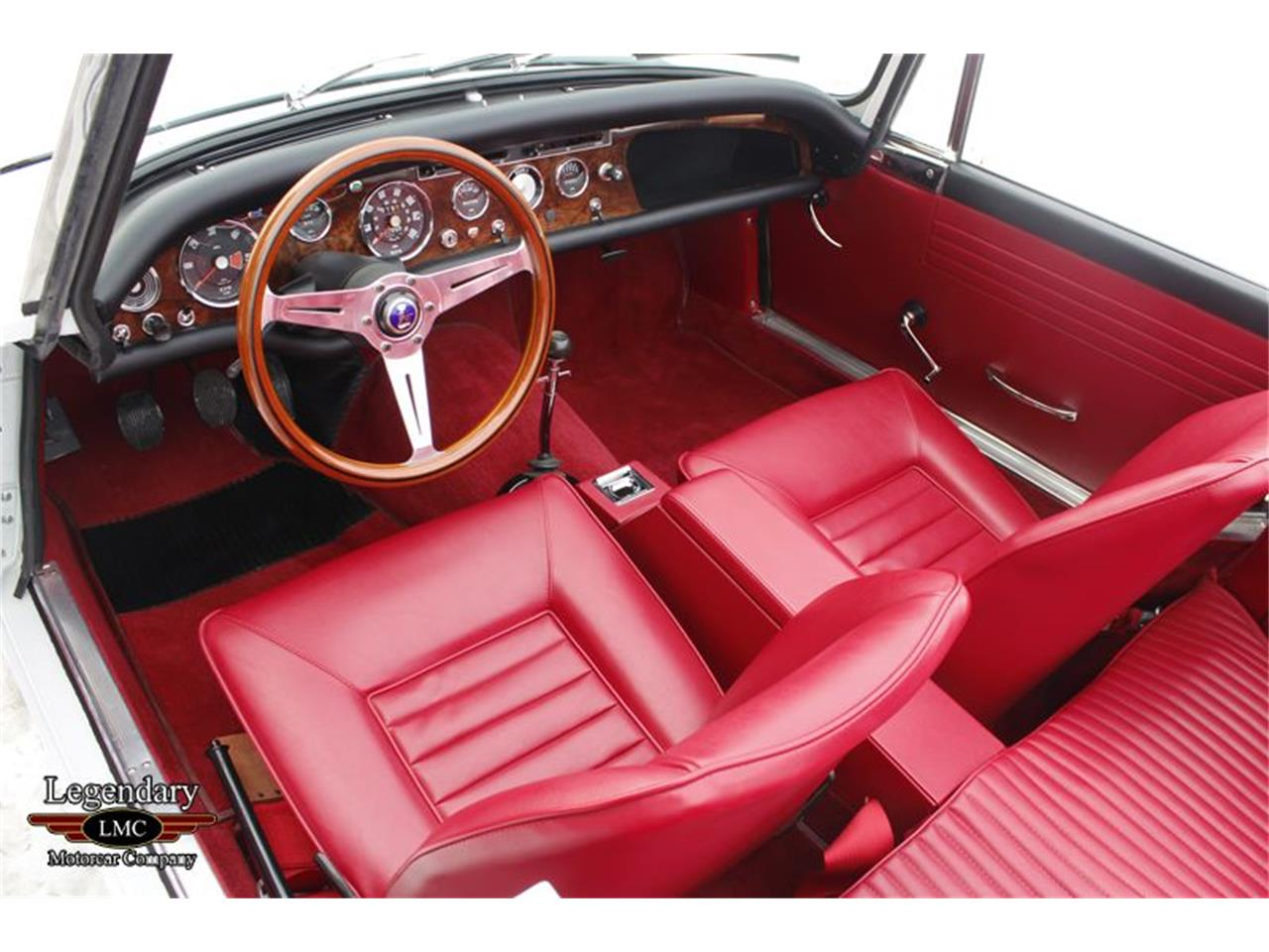 Large Picture of '65 Sunbeam Tiger located in Halton Hills Ontario - $135,500.00 Offered by Legendary Motorcar Company - ISBR