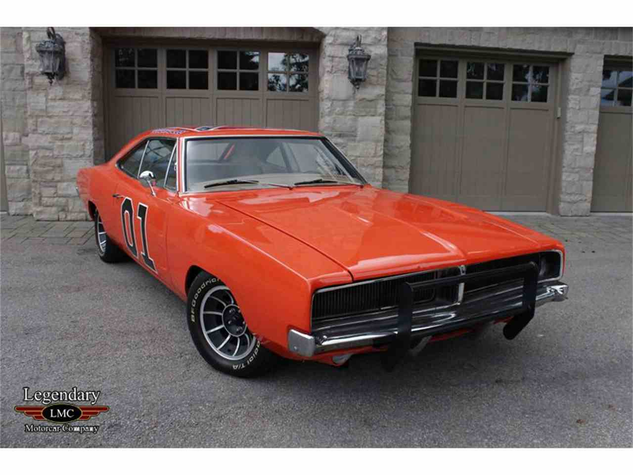 1969 Dodge Charger for Sale | ClassicCars.com | CC-876525