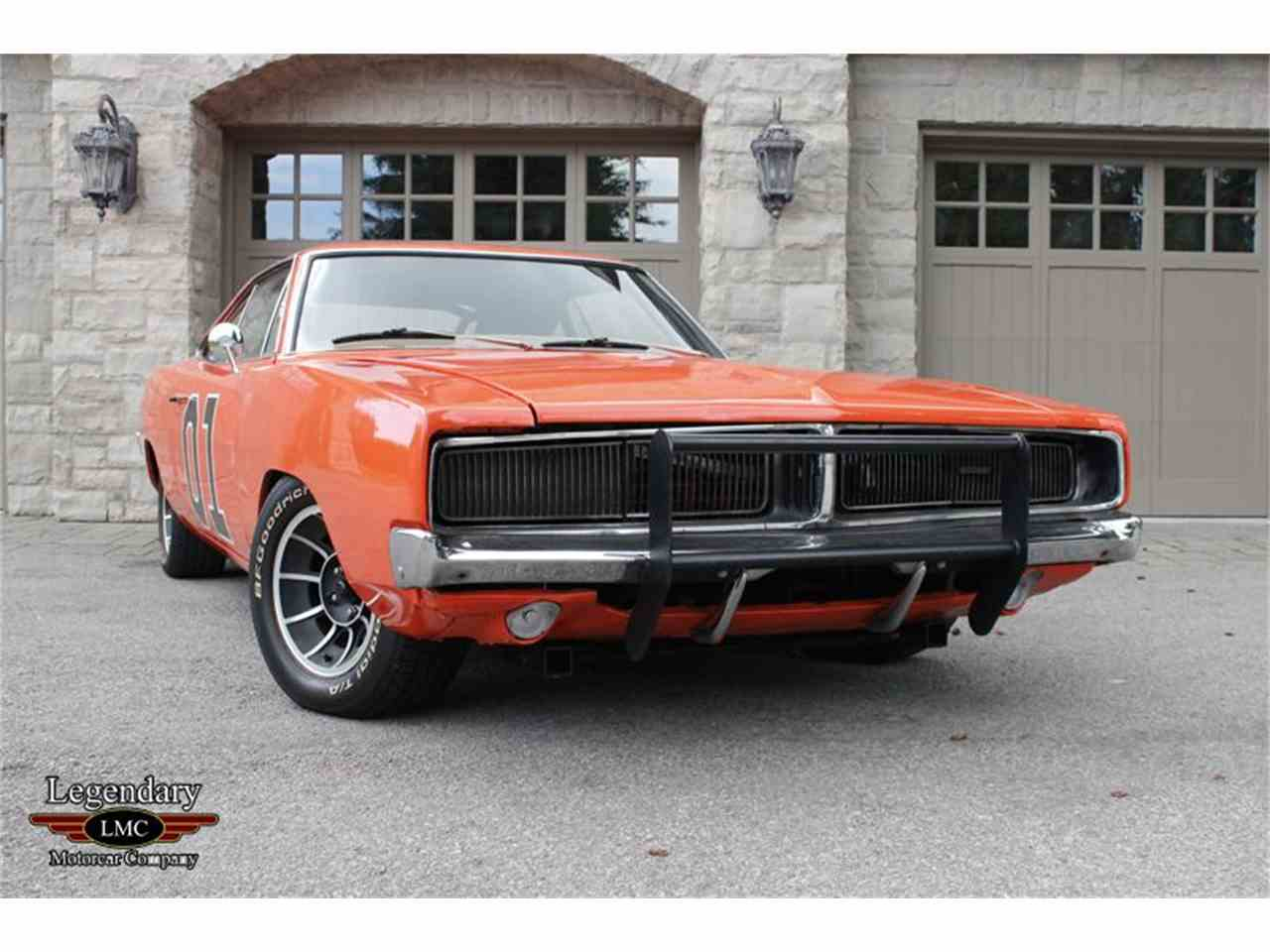 Large Picture of '69 Charger - ISBX