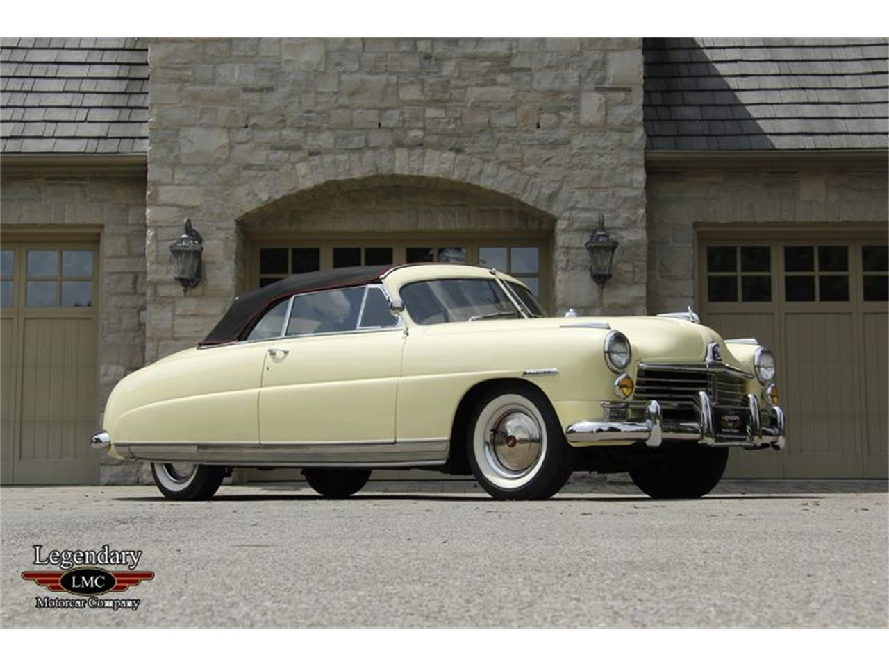 Large Picture of 1949 Hudson Commodore located in Halton Hills Ontario - ISC2