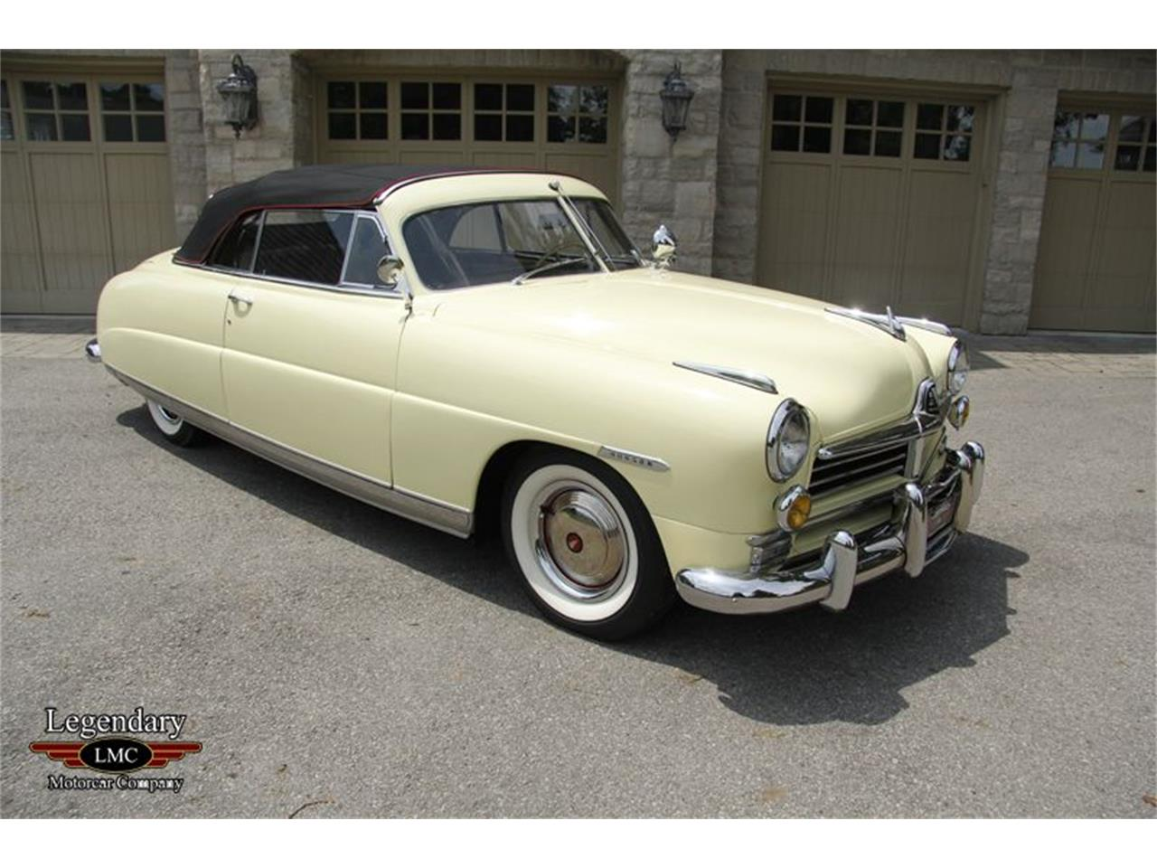 Large Picture of '49 Hudson Commodore - ISC2