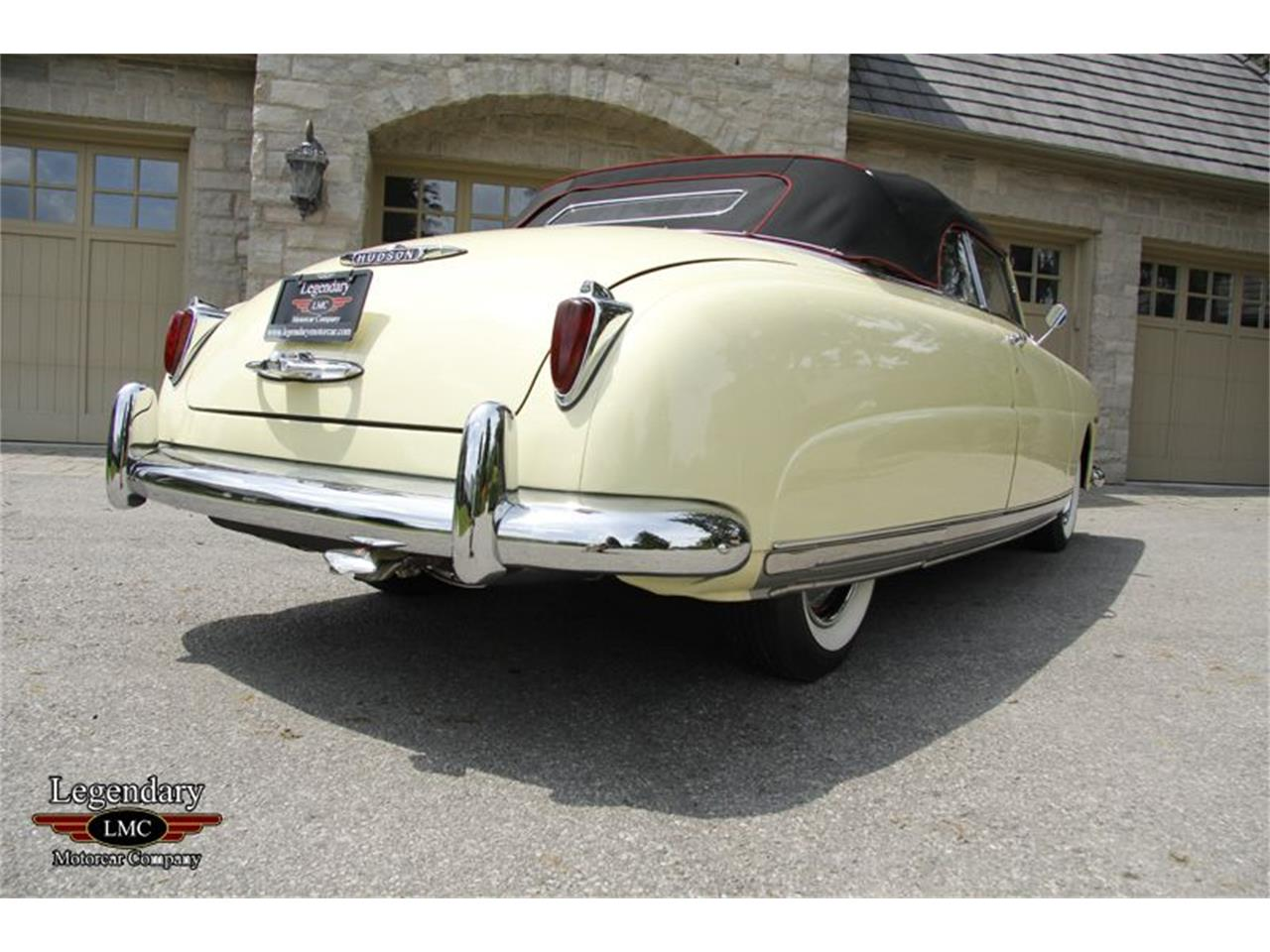 Large Picture of '49 Hudson Commodore located in Ontario - ISC2
