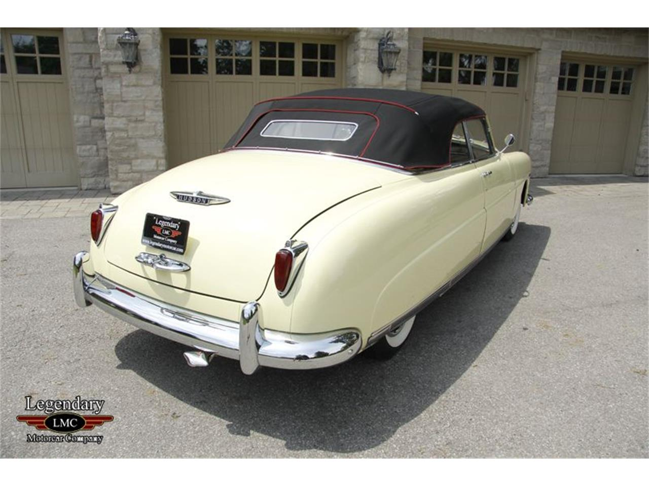 Large Picture of Classic '49 Hudson Commodore located in Halton Hills Ontario - $69,900.00 - ISC2