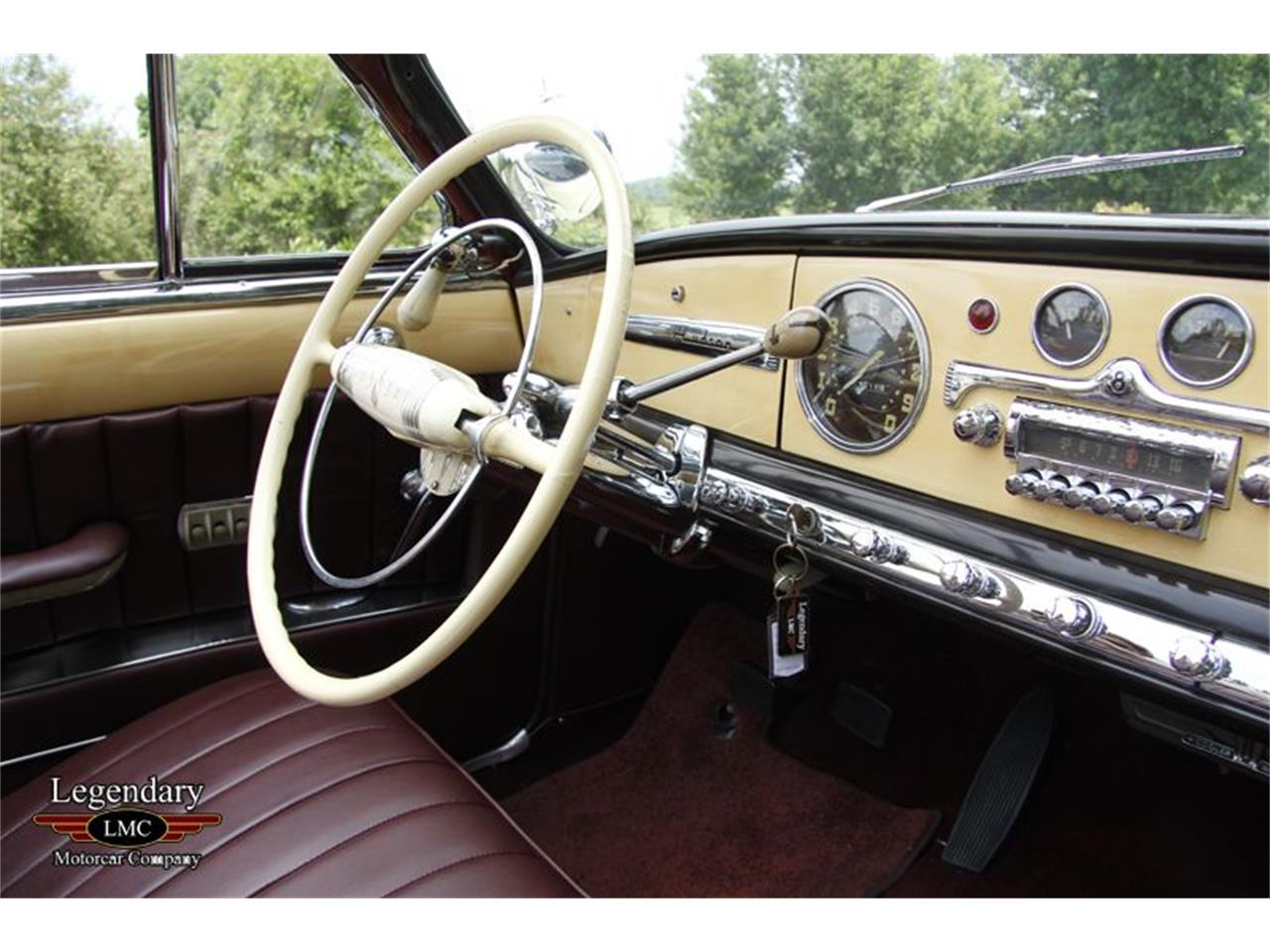 Large Picture of Classic 1949 Hudson Commodore - ISC2