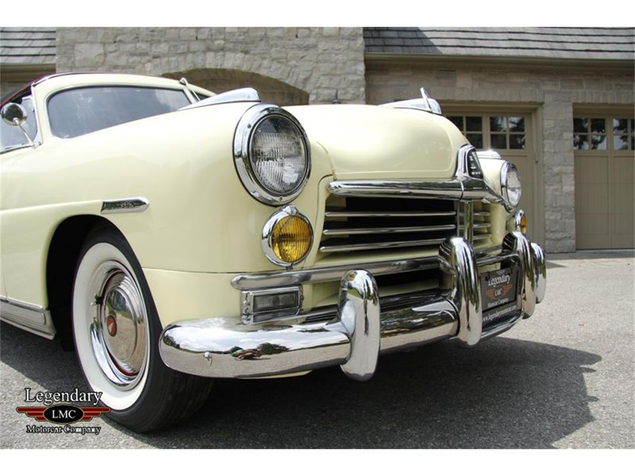 Large Picture of '49 Hudson Commodore located in Ontario Offered by Legendary Motorcar Company - ISC2
