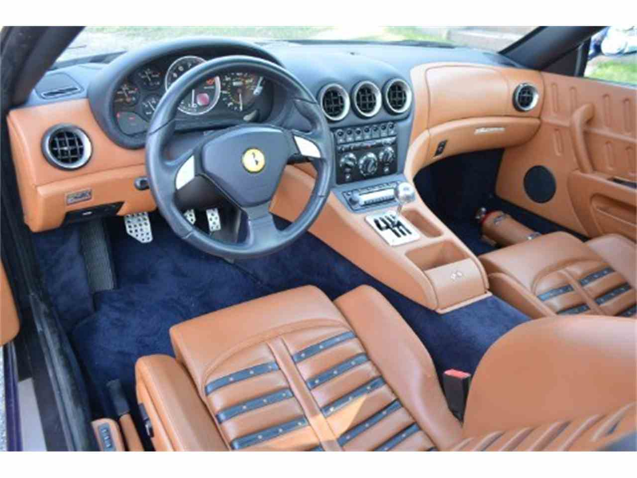 Large Picture of '02 575M Maranello - ISC9