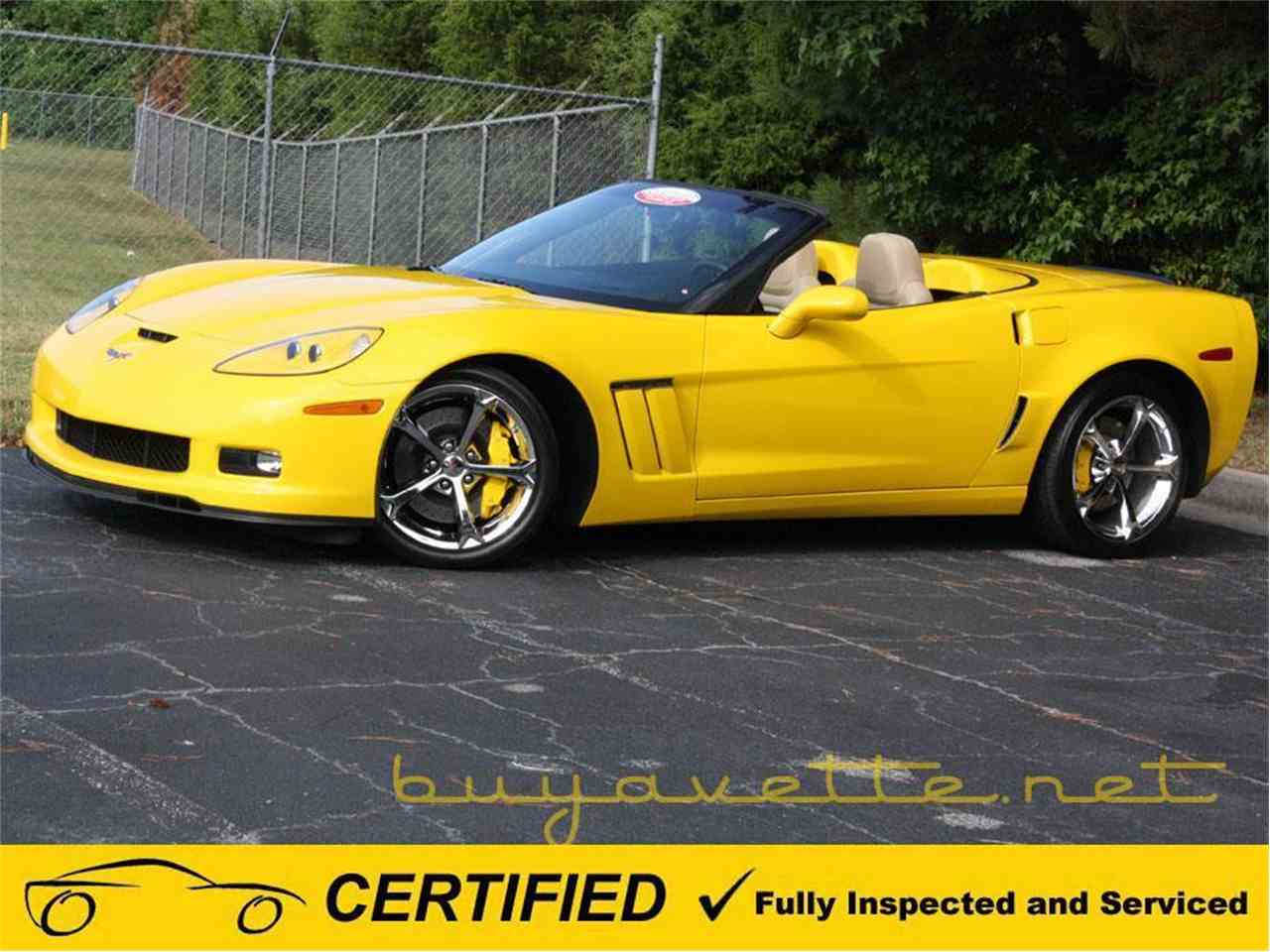 Large Picture of '12 Corvette - ISCW