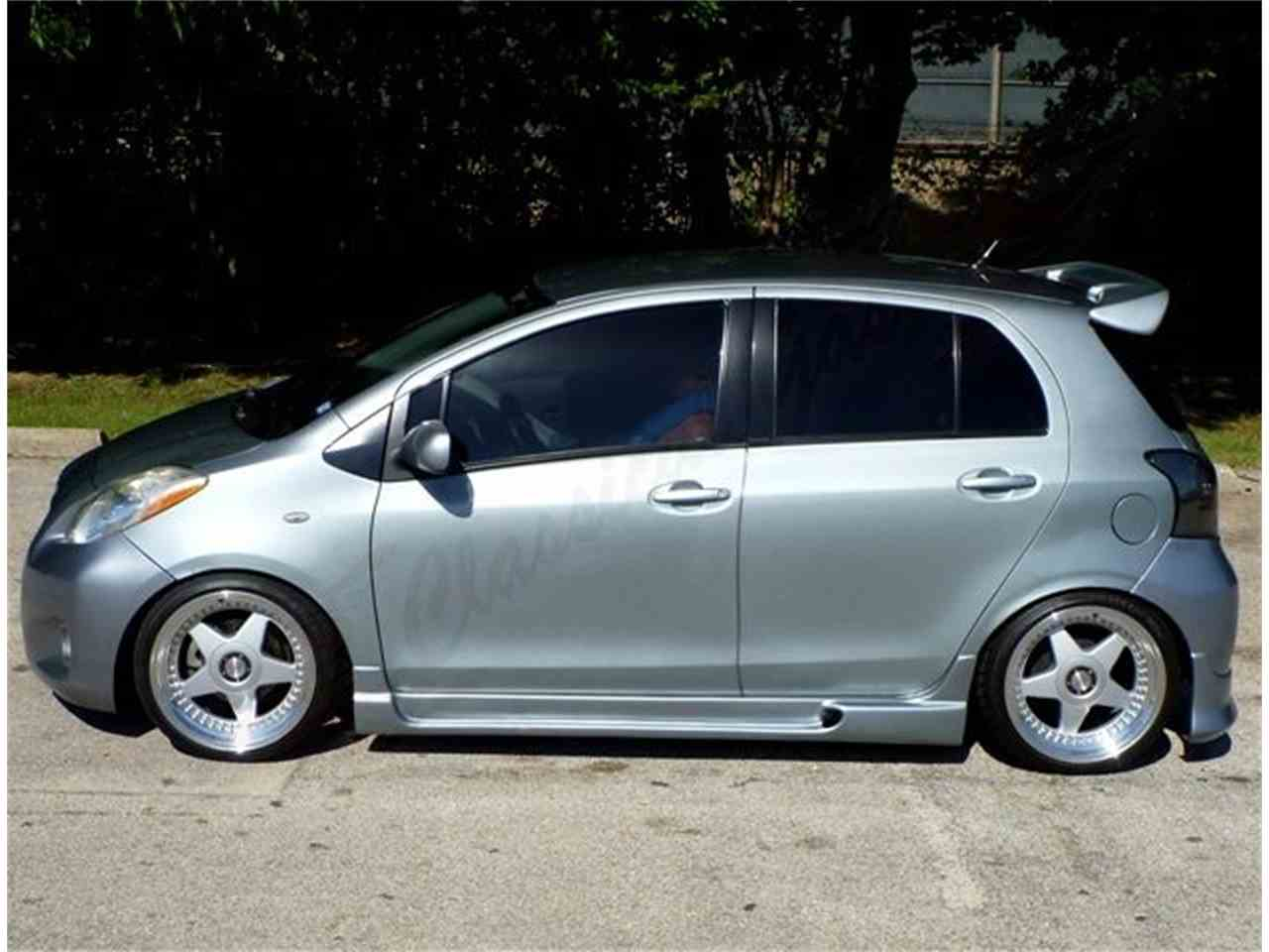 Large Picture of '09 Yaris - ISD8