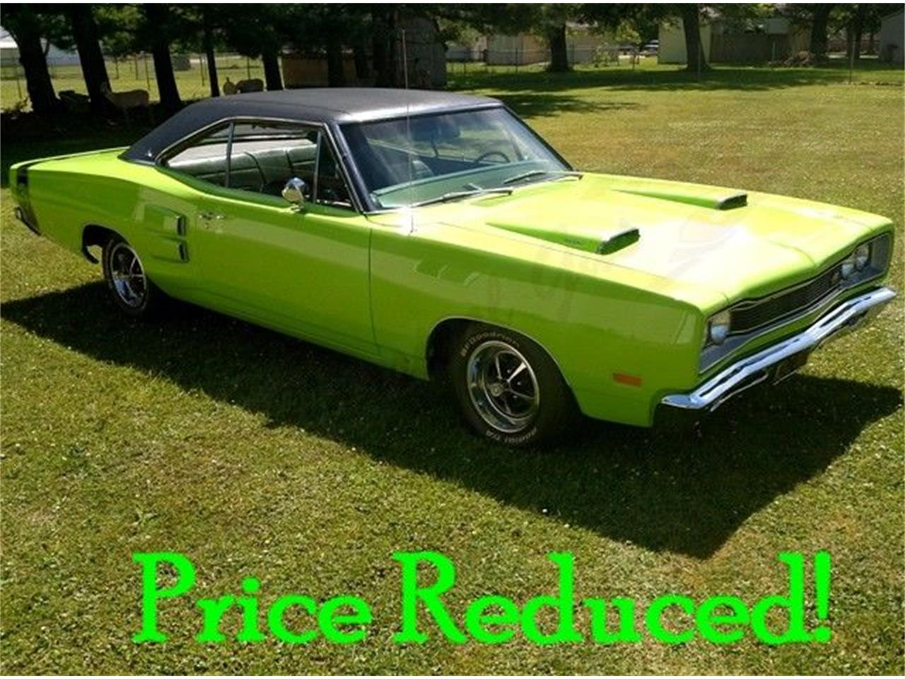 1969 Dodge Super Bee For Sale Classiccars Com Cc 876573