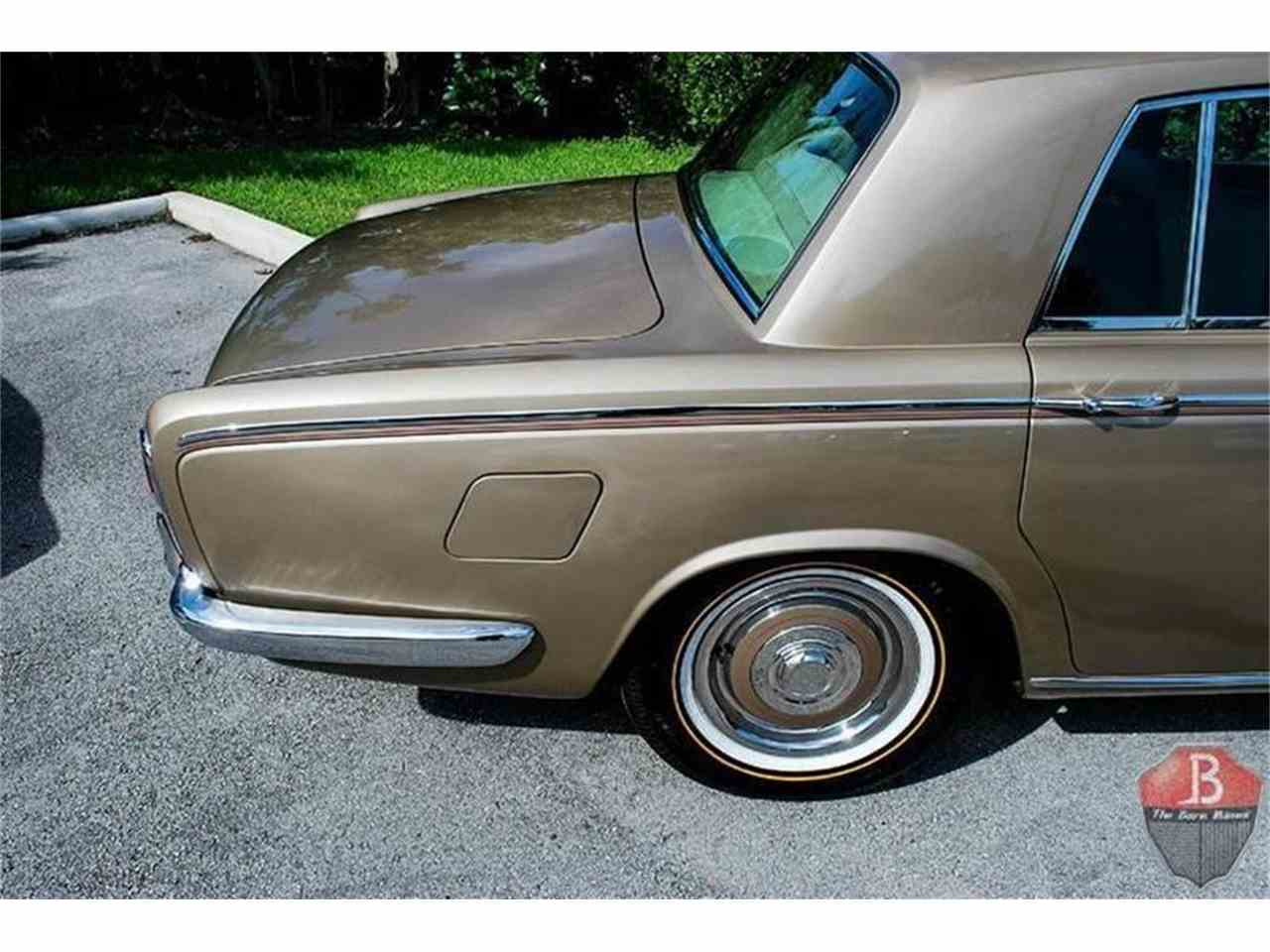 Large Picture of '67 Silver Shadow - ISDU