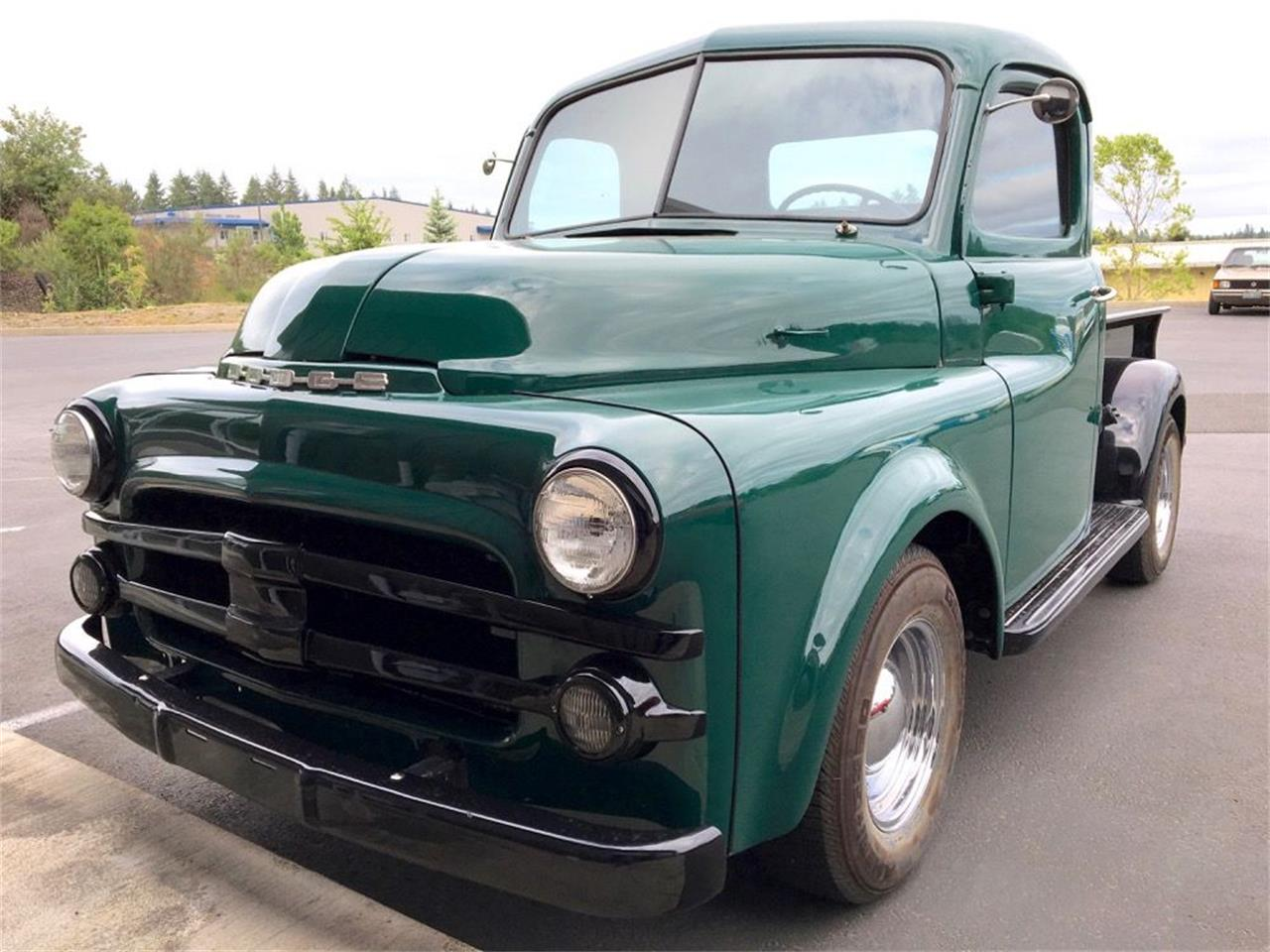 1952 Dodge Pickup For Sale Classiccars Com Cc 876612
