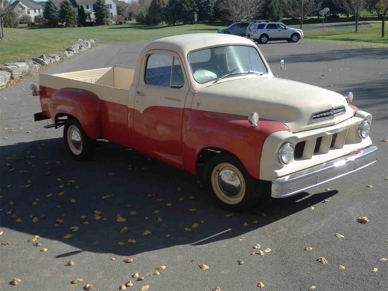 1958 studebaker pickup for sale cc 876650. Black Bedroom Furniture Sets. Home Design Ideas