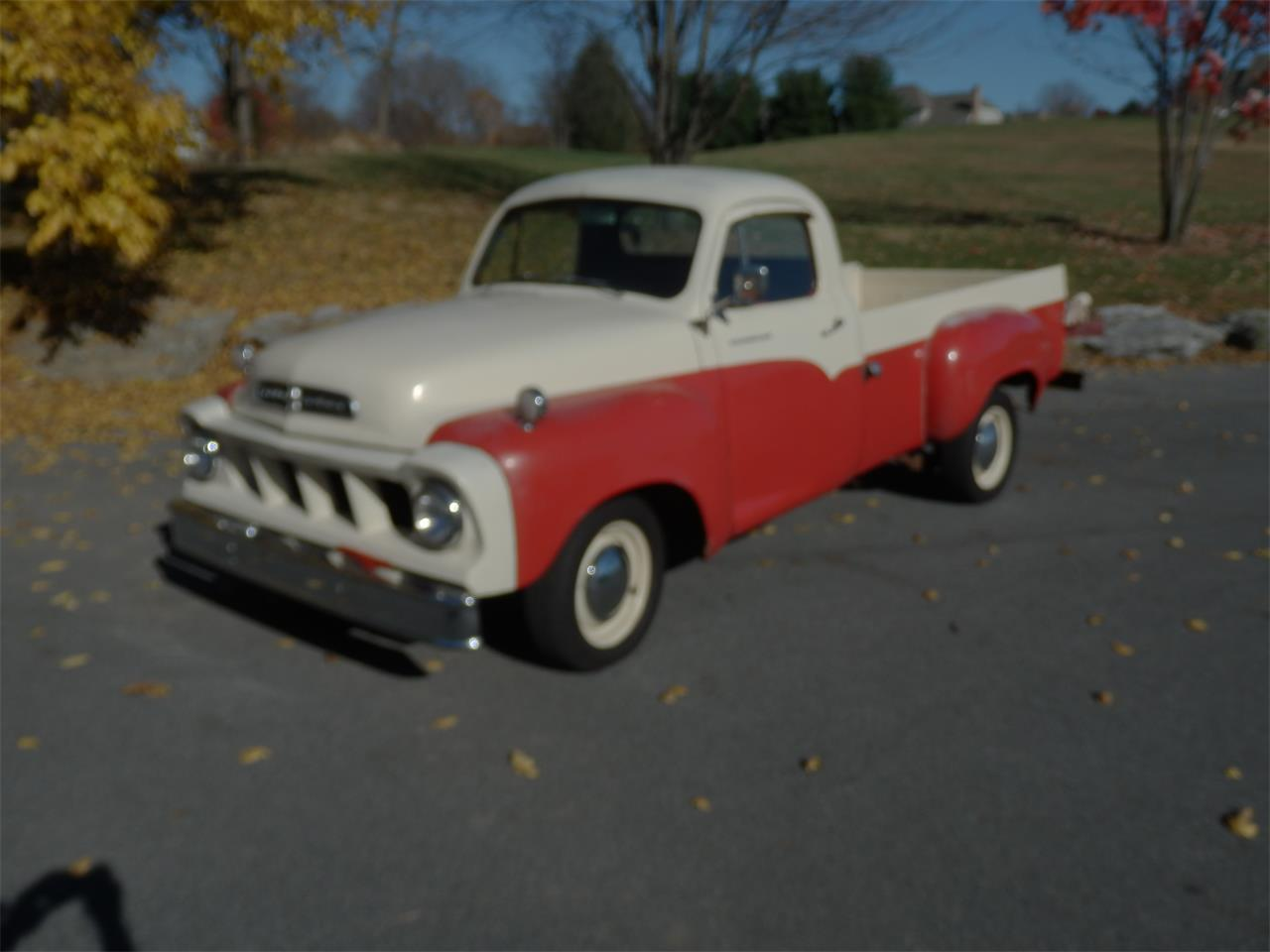 Large Picture of '58 Pickup - ISFE