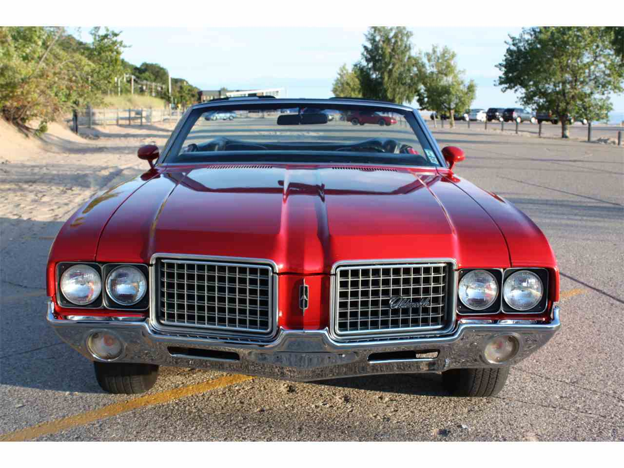 Large Picture of '72 Cutlass Supreme - ISFM
