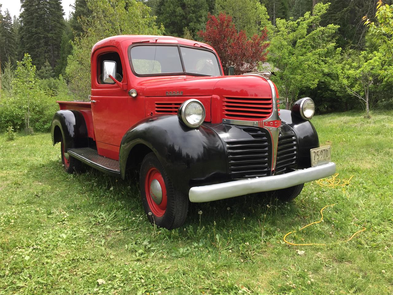 Large Picture of '47 1/2 Ton Pickup - ISFX