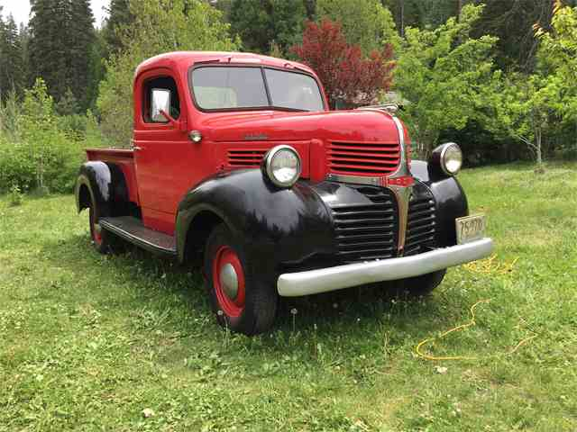 1947 Dodge 1 Ton Pickup for Sale on ClicCars.com