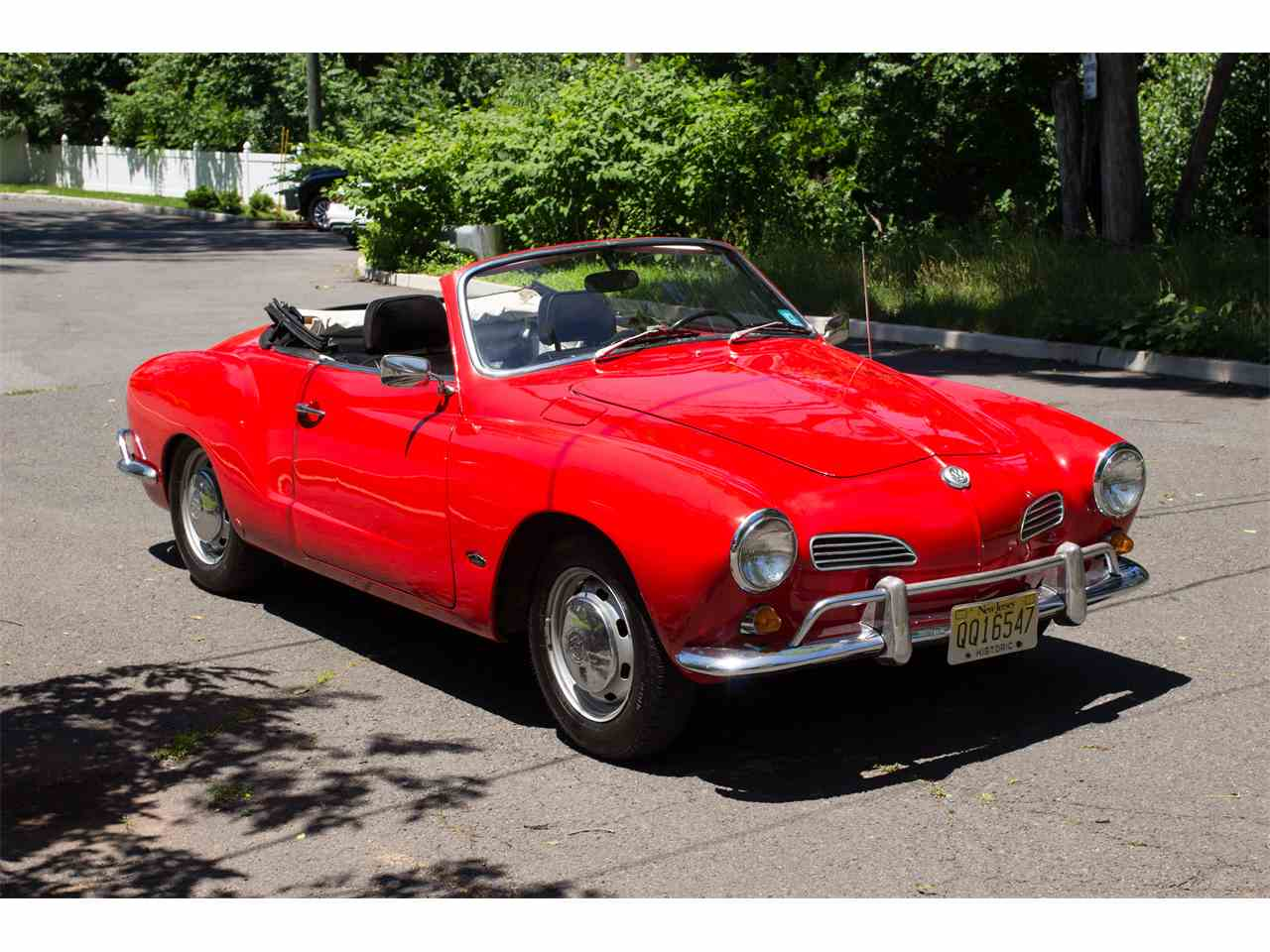 1969 volkswagen karmann ghia for sale cc 876672. Black Bedroom Furniture Sets. Home Design Ideas