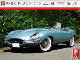 Picture of 1964 Jaguar E-Type XKE Roadster Auction Vehicle - ISG8