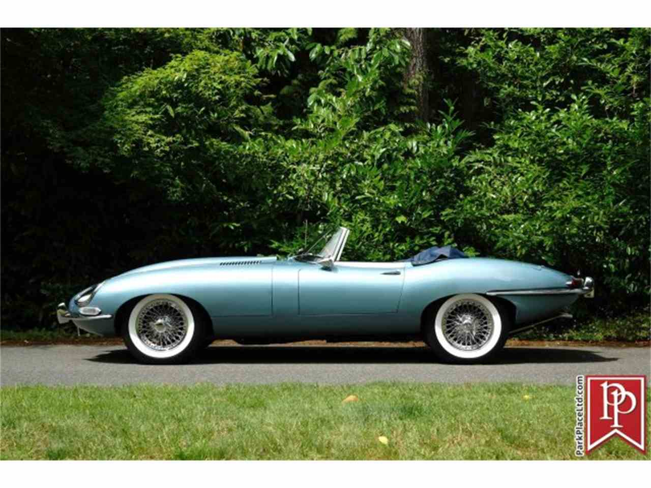 Large Picture of Classic '64 Jaguar E-Type XKE Roadster located in Washington Auction Vehicle - ISG8