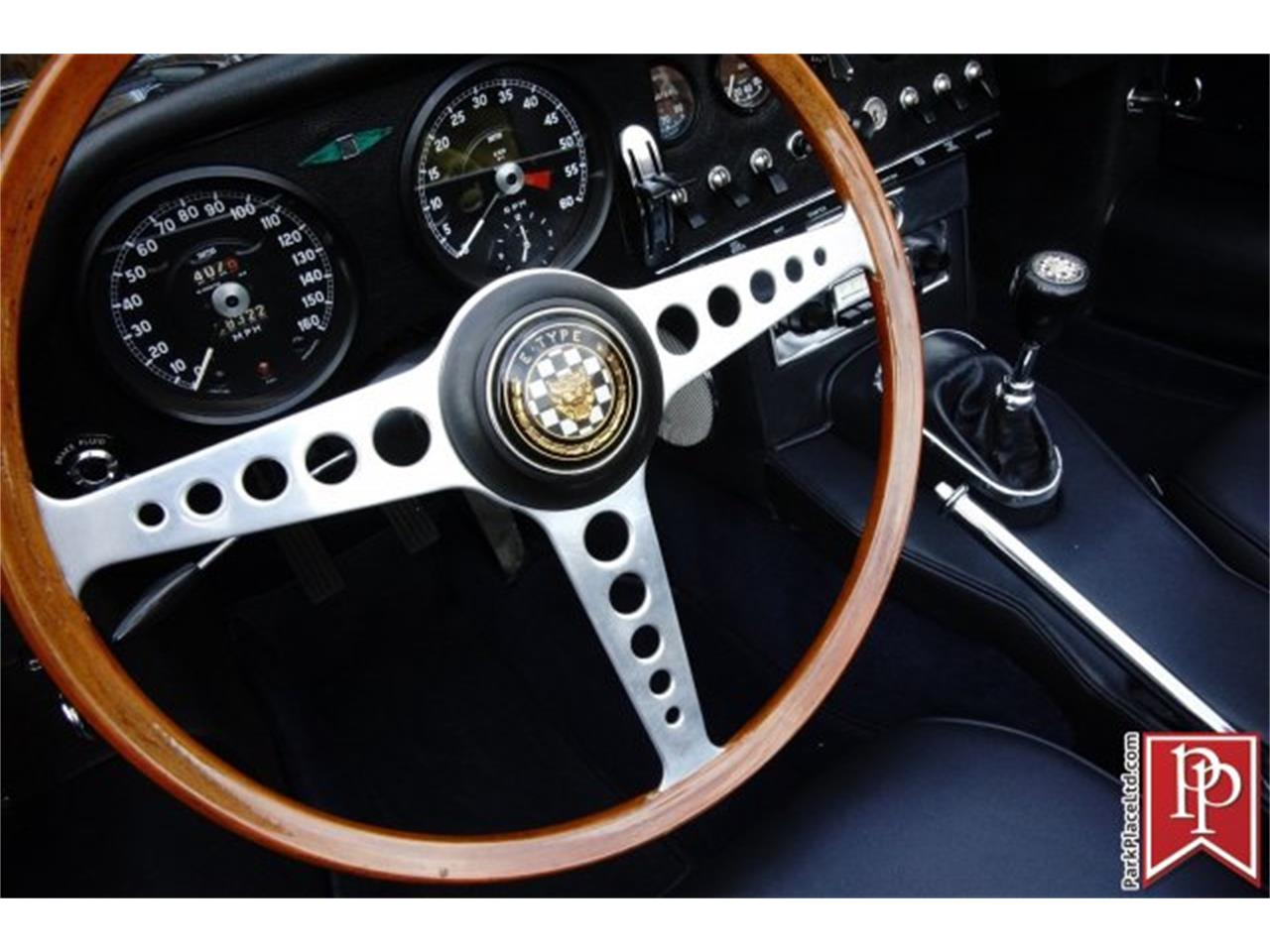 Large Picture of '64 E-Type XKE Roadster - ISG8