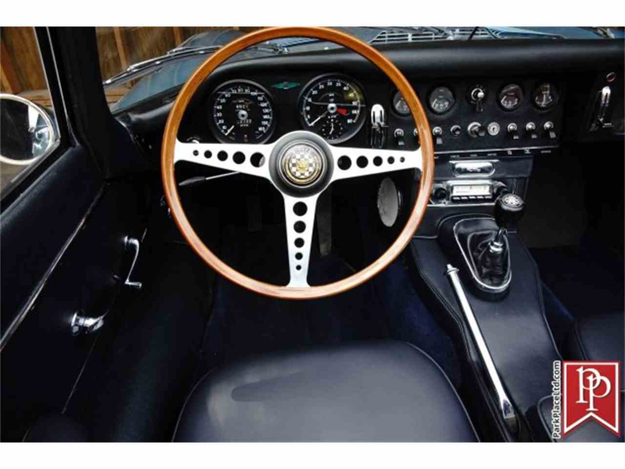 Large Picture of '64 Jaguar E-Type XKE Roadster located in Washington - ISG8