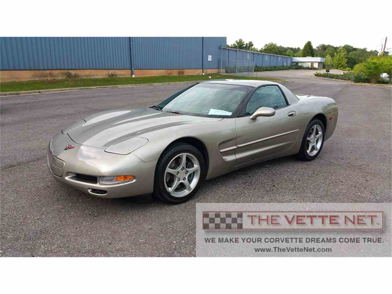 2000 chevrolet corvette for sale cc 876683. Black Bedroom Furniture Sets. Home Design Ideas