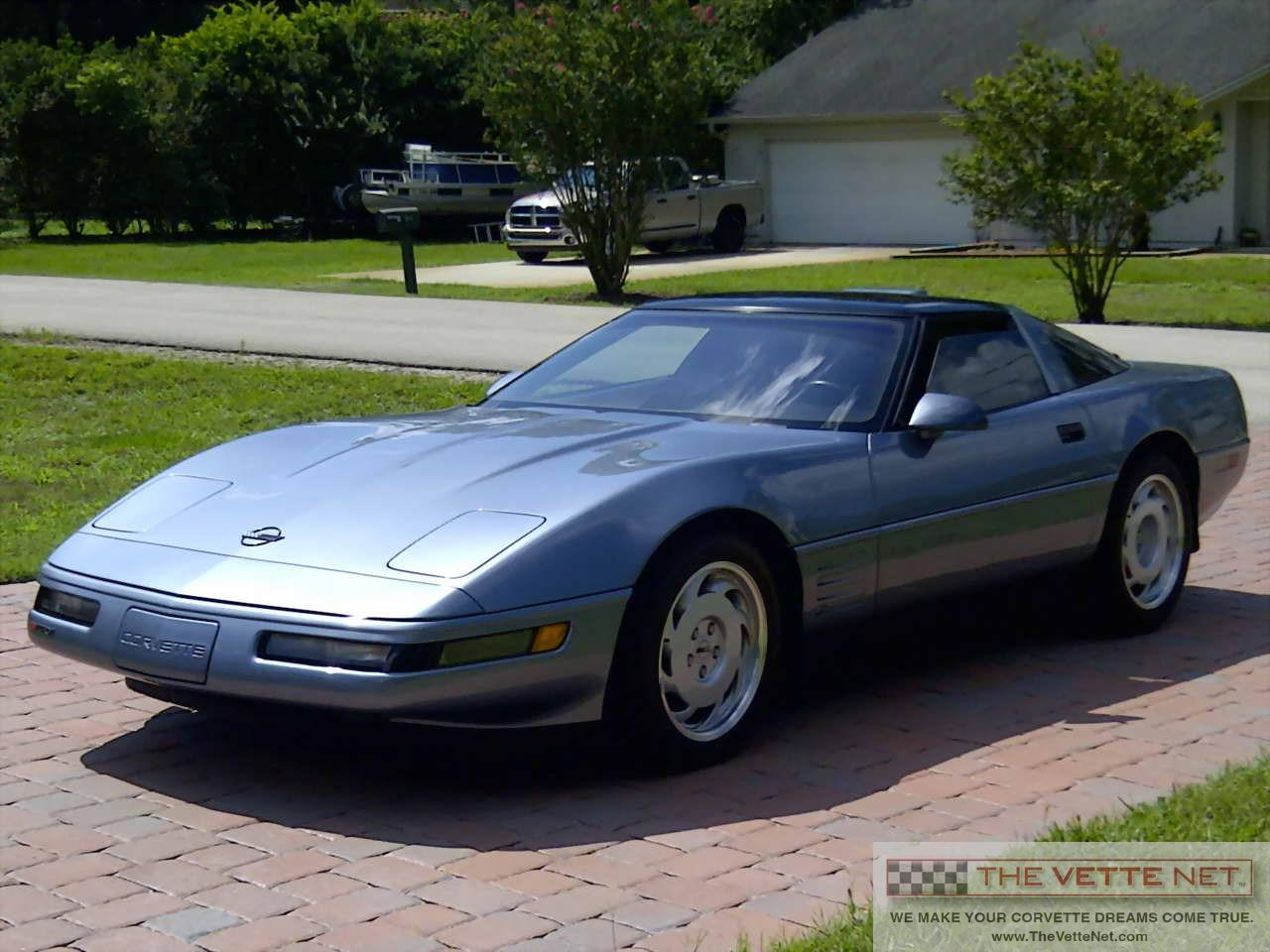Large Picture of '91 Corvette - ISGC