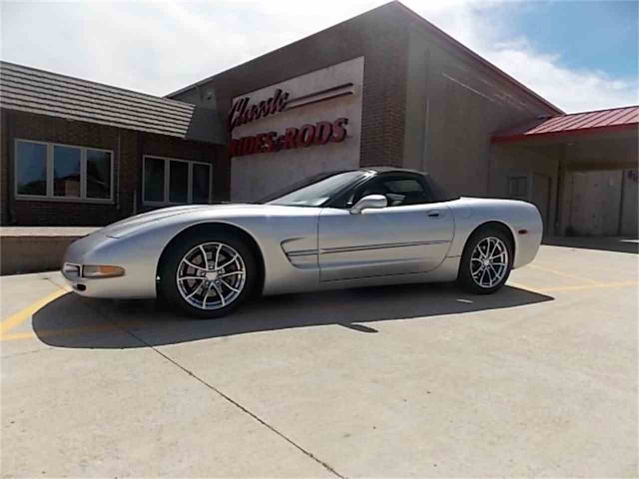 Large Picture of '02 Corvette - ISHS