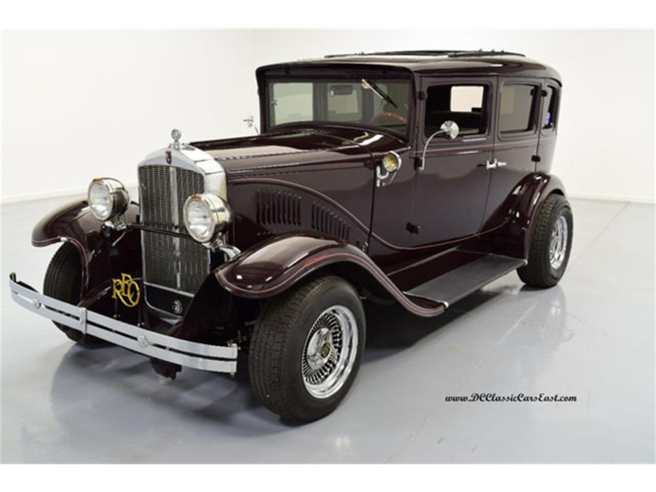 For Sale: 1929 REO Flying Cloud in Mooresville, North Carolina