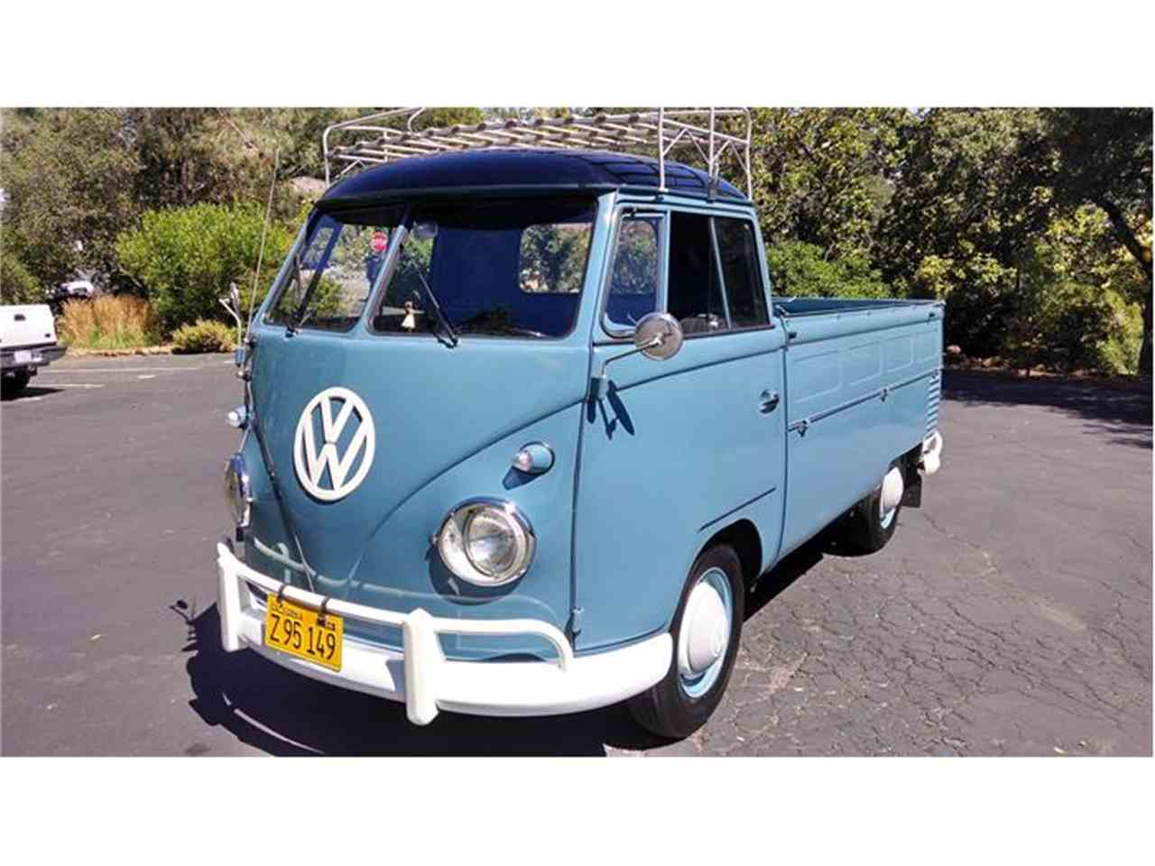 Large Picture of Classic '59 Volkswagen Transporter Offered by Brockers Beautys - ISJY