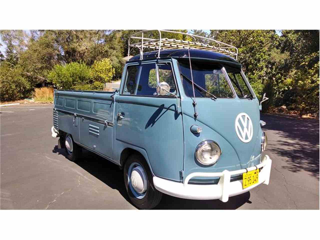 Large Picture of 1959 Volkswagen Transporter located in California Offered by Brockers Beautys - ISJY