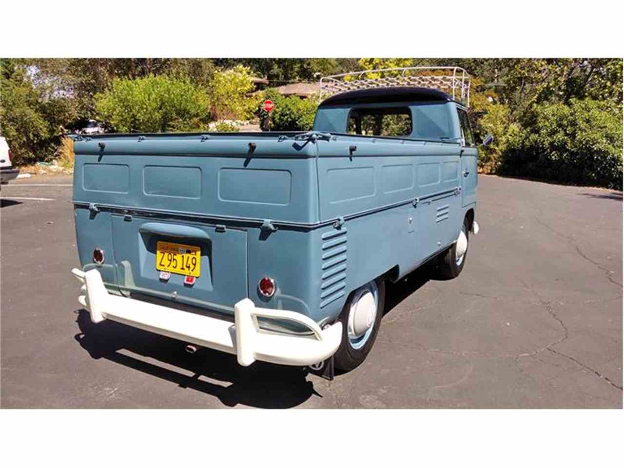 Large Picture of 1959 Volkswagen Transporter located in Newcastle California Offered by Brockers Beautys - ISJY